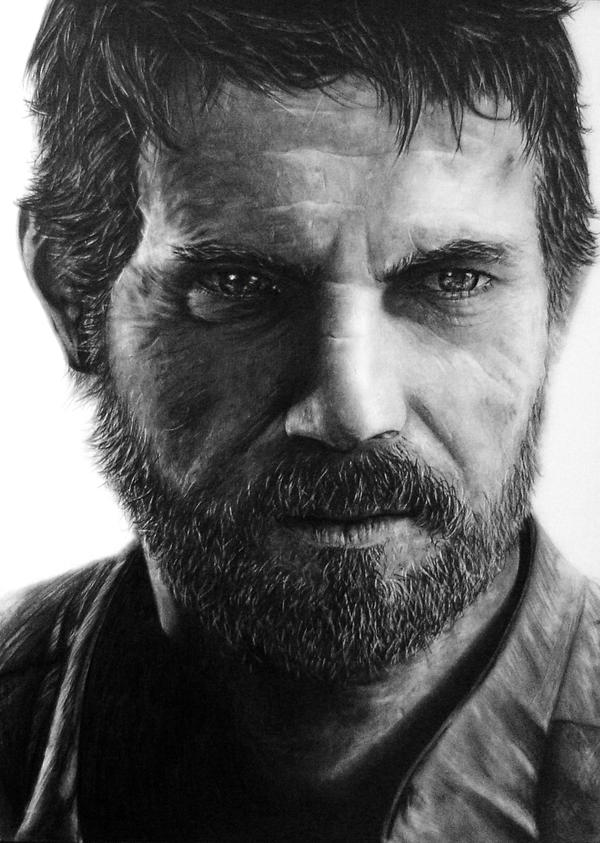 Joel - The Last of Us by Names76