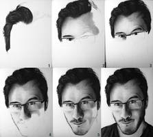Markiplier WIP by TricepTerry