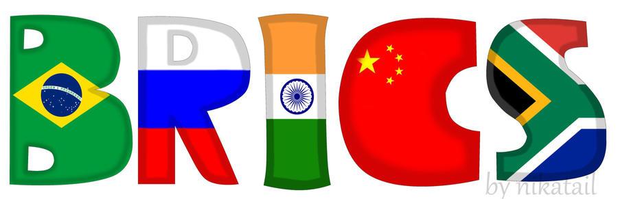 BRICS - Schriftzug von Nikatail (Veronica) auf deviantart Creative Commons Licence Namensnennung, nicht kommerziell, keine Bearbeitung