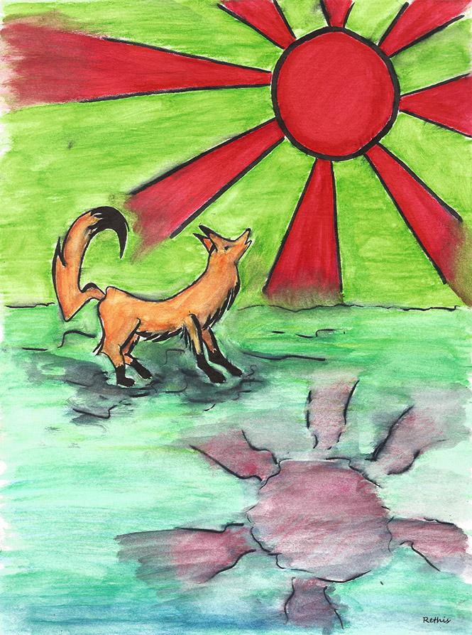 Kitsune by Rethis