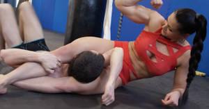 Girl Muscle Power!