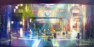 What if...? Stasiun Gambir