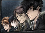 Psycho Pass - Enforcers