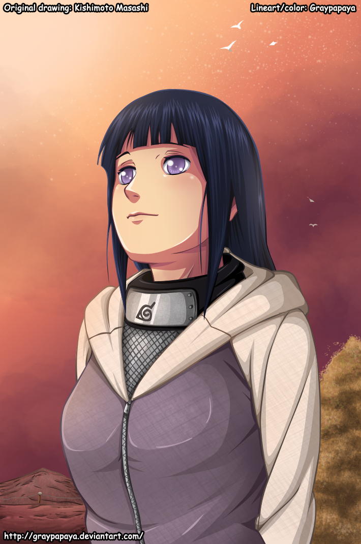 Hinata =) by graypapaya