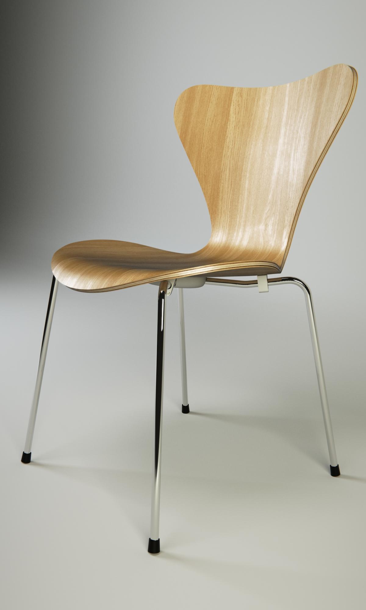 Series 7 Chair by AlejandroSotoB on DeviantArt
