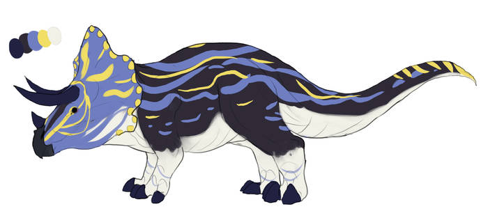 TBN Triceratops Reference