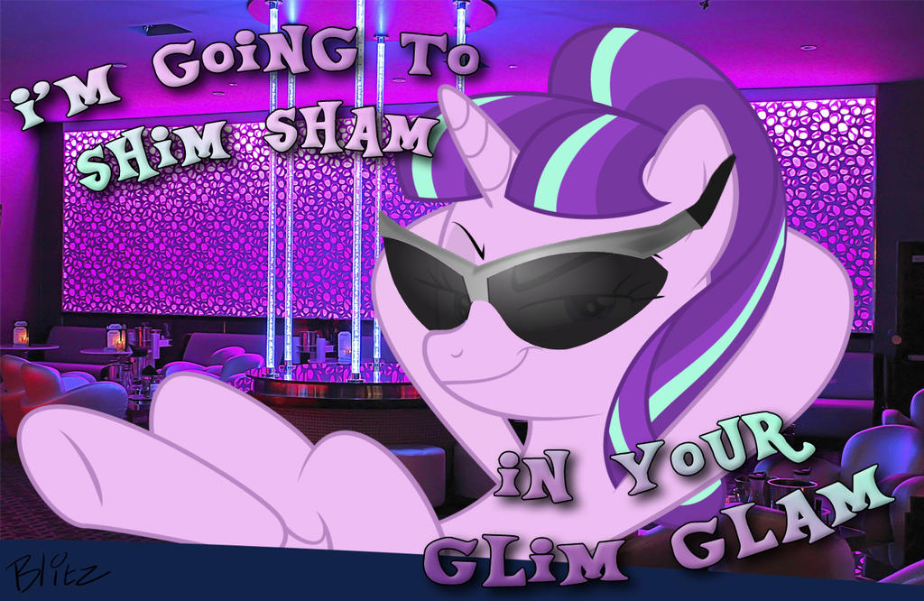 Shim Sham In Your Glim Glam by Blitz2600