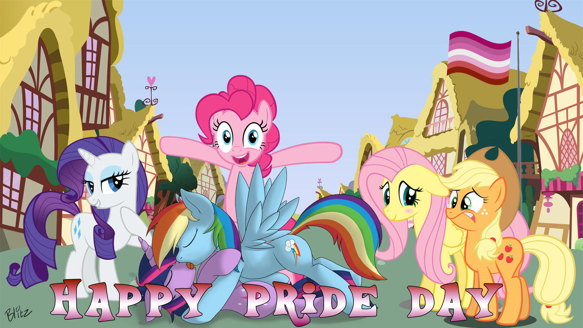 Pride Day 2017 by Blitz2600