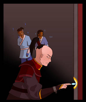 AtlA drawing from fanfic