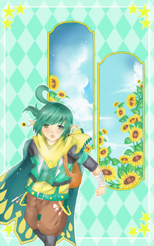 CE: Sunflower Adopt