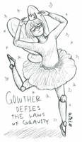 Gowther Gets Plus Three Charisma