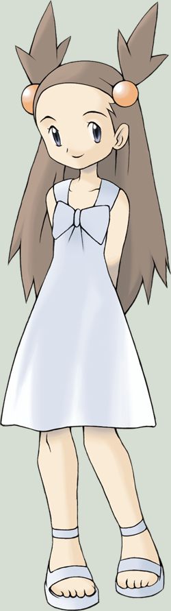 Sugimori Revamps: Jasmine by TaniJ