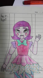 Goretober Day17 : Puppet by Willize