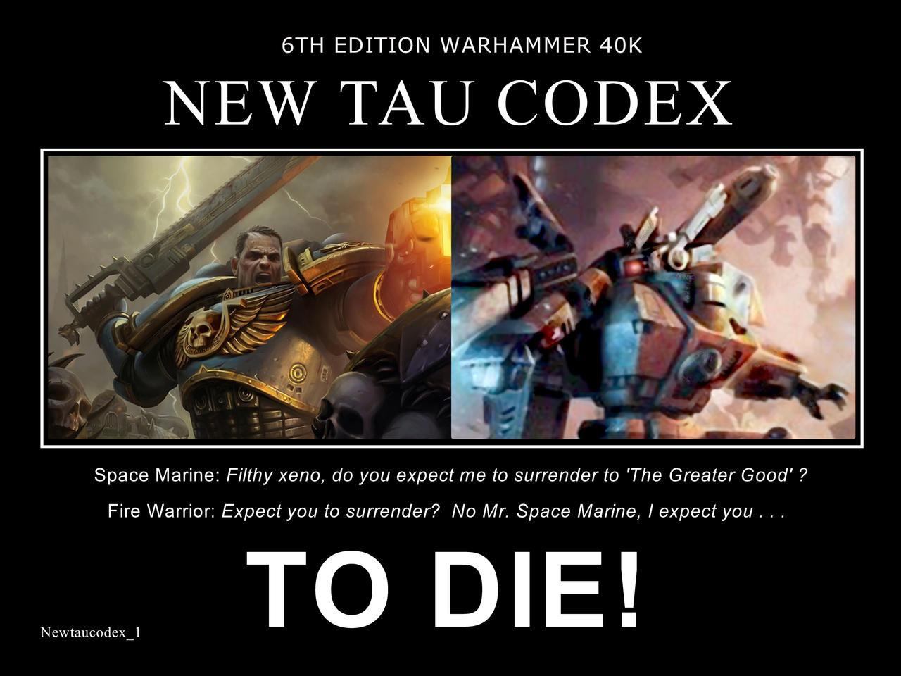 Newtaucodex1 poster tauman942 by TauMan942