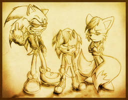 Family Portrait by ZoomSwish