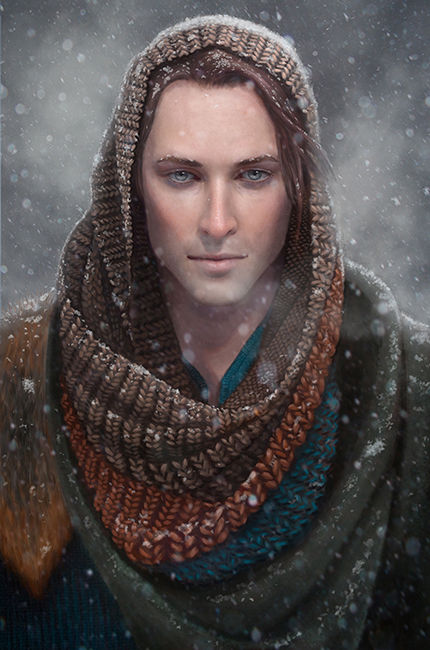 7th Totem - Stian Wegelmoed by Sirinne