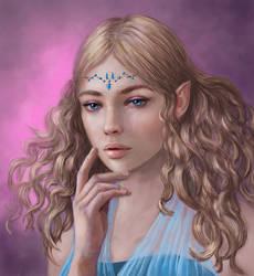 Moonstone Elf