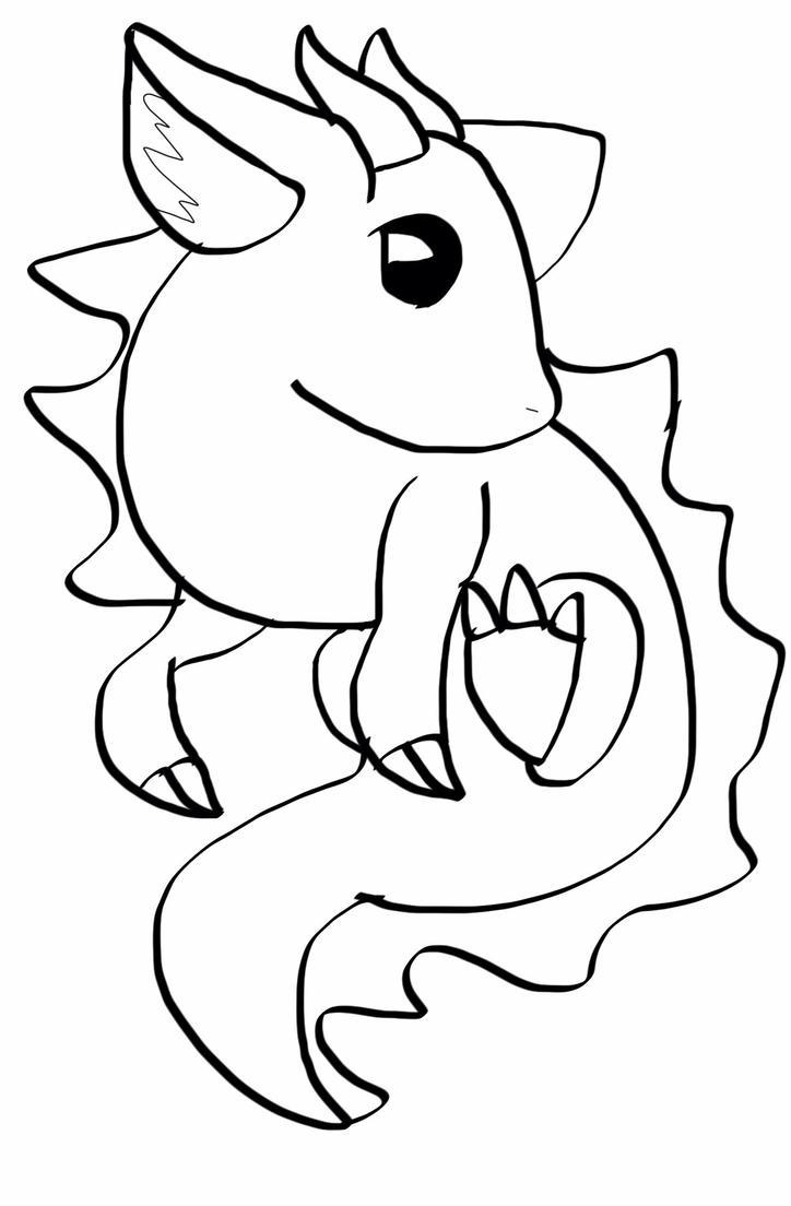 Dragon Adoptable Base! by goddess-madoka