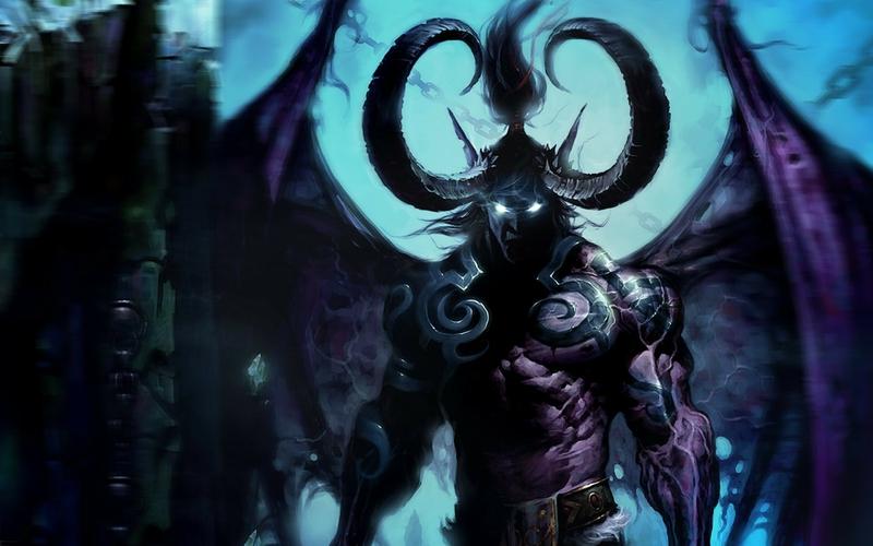 Révolte des Démons Éternels