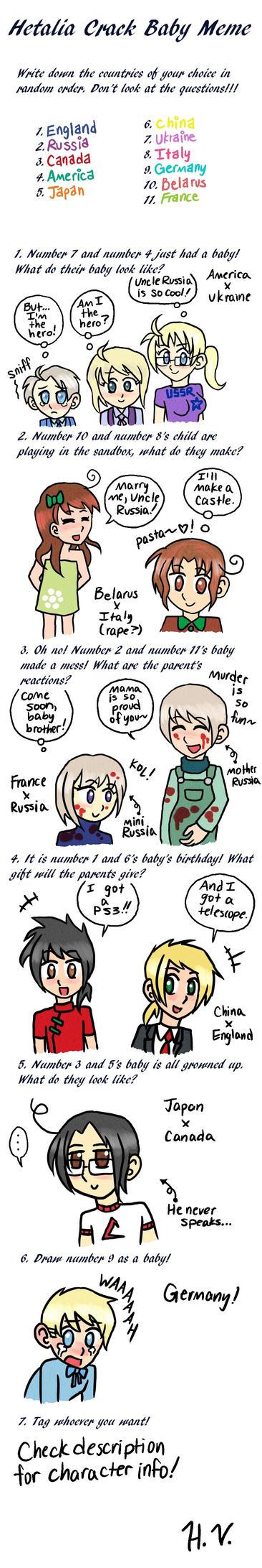 APHetalia Crack Baby Meme by HibikiVenture