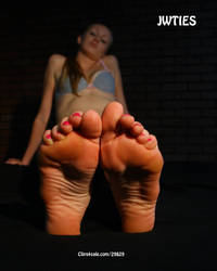 Phoebe's Sexy Soles by JWTies