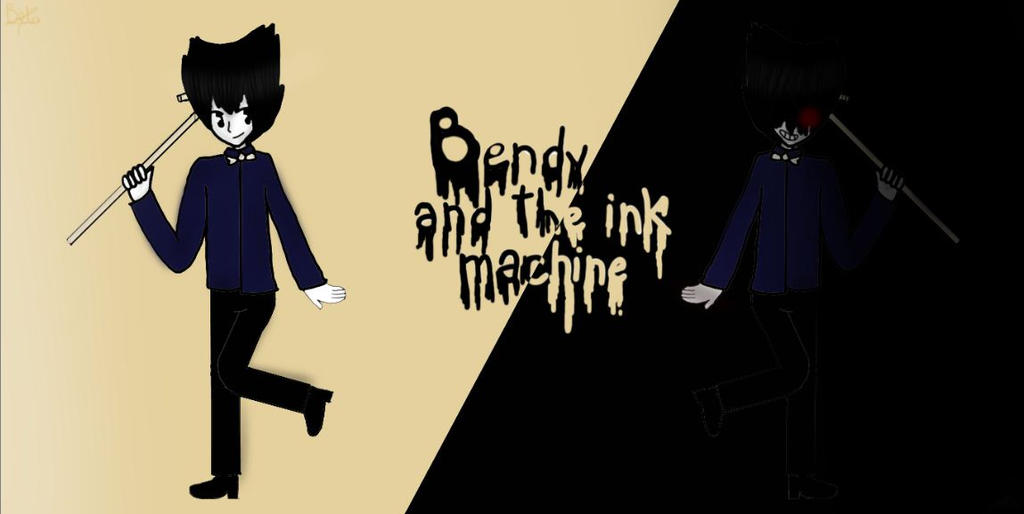 Bendy and the ink machine by EuSuntBela