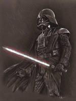 Darth Vader by barbaramj