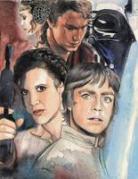 Skywalkers by barbaramj