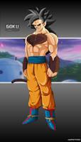 Goku Unbound Saiyan