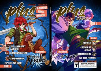 Plus Manga Issue 1 by Moffett1990