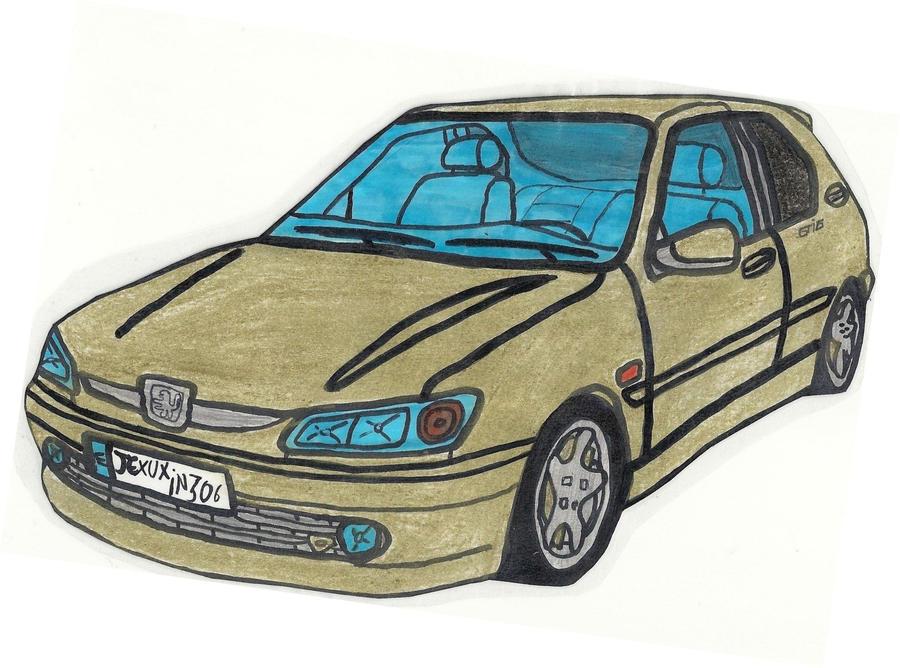 peugeot 306 gti turbo. Peugeot 306 Gti 6. peugeot 306