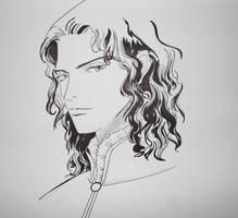 Cesare Borgia by Medea789