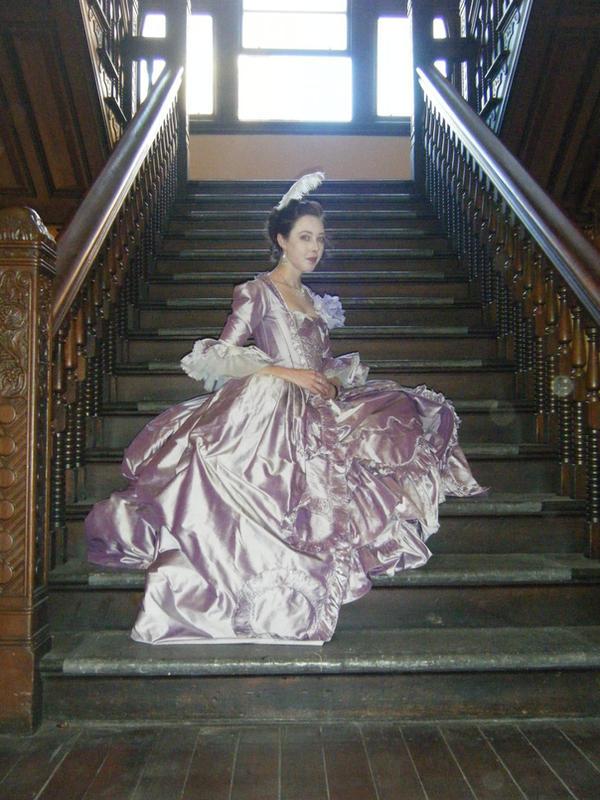 18th Century Gown- Antoinette