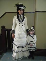 Victorian Bustle and Childrens by bridget-aus