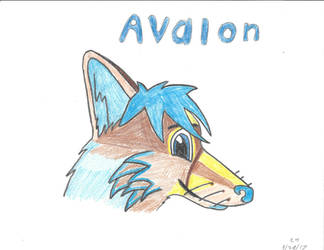Avalon - Free Practice Sketch by mythicalpizza
