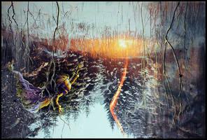 follow the light by MarianKretschmer