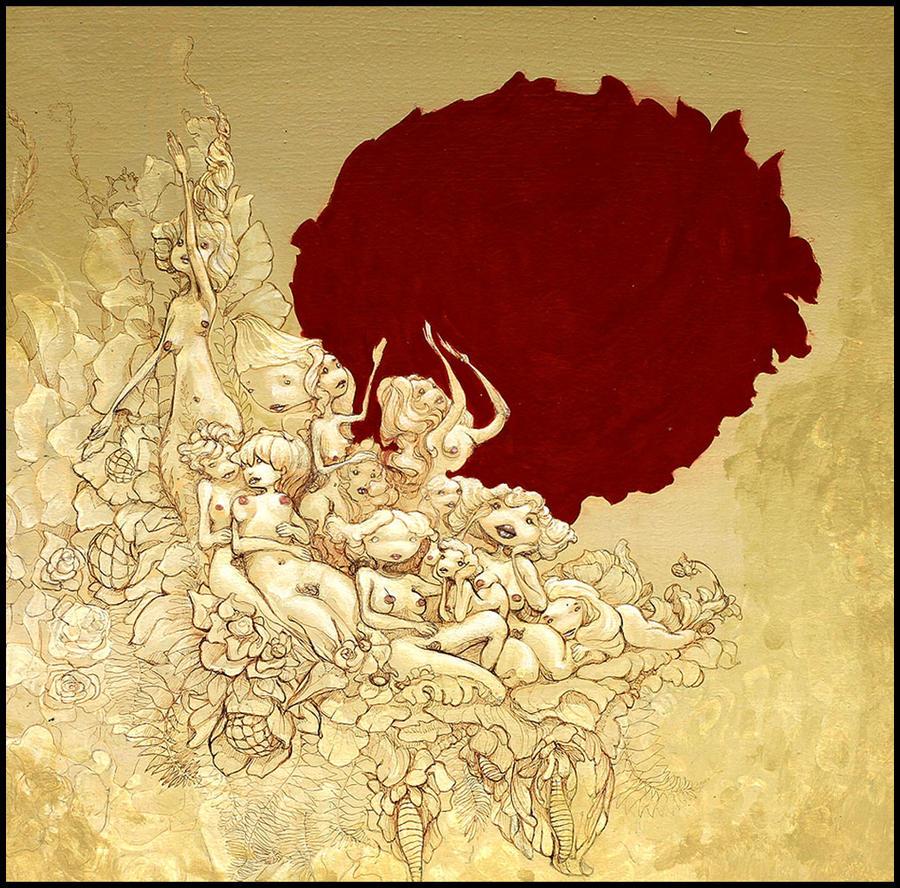 mass of inspiration by MarianKretschmer