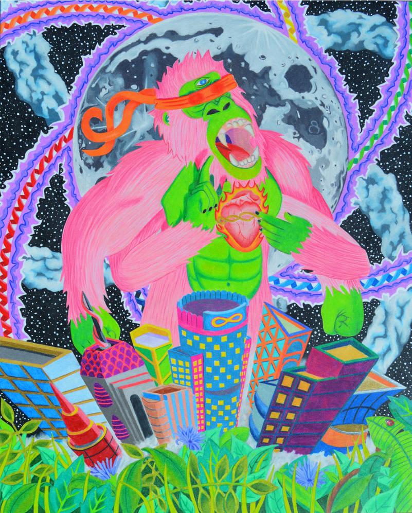 Celestial Scraper by Dahluz