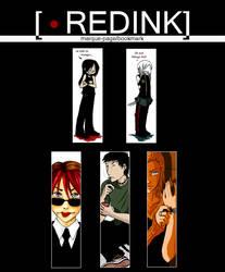 RedInk's bookmarks by studio-redink