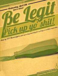 Be Legit.