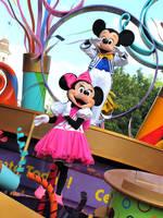 Mickey and Minnie Celebrate