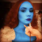 A Blue Karen