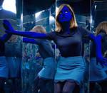 Mirrored Blueberry