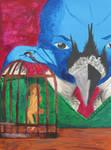 Birdcage by SpiceCat7