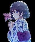 [Render] Original (Warabimochi Kinako)