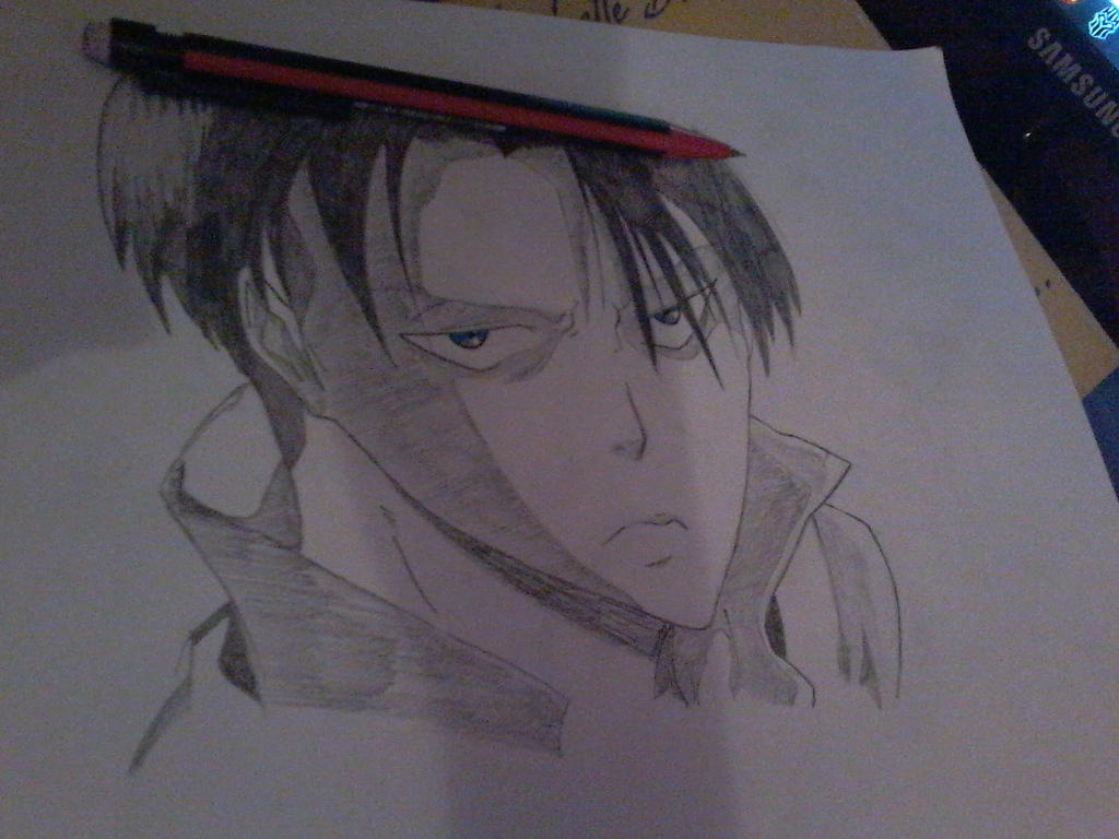 Levi by AliceValentine1