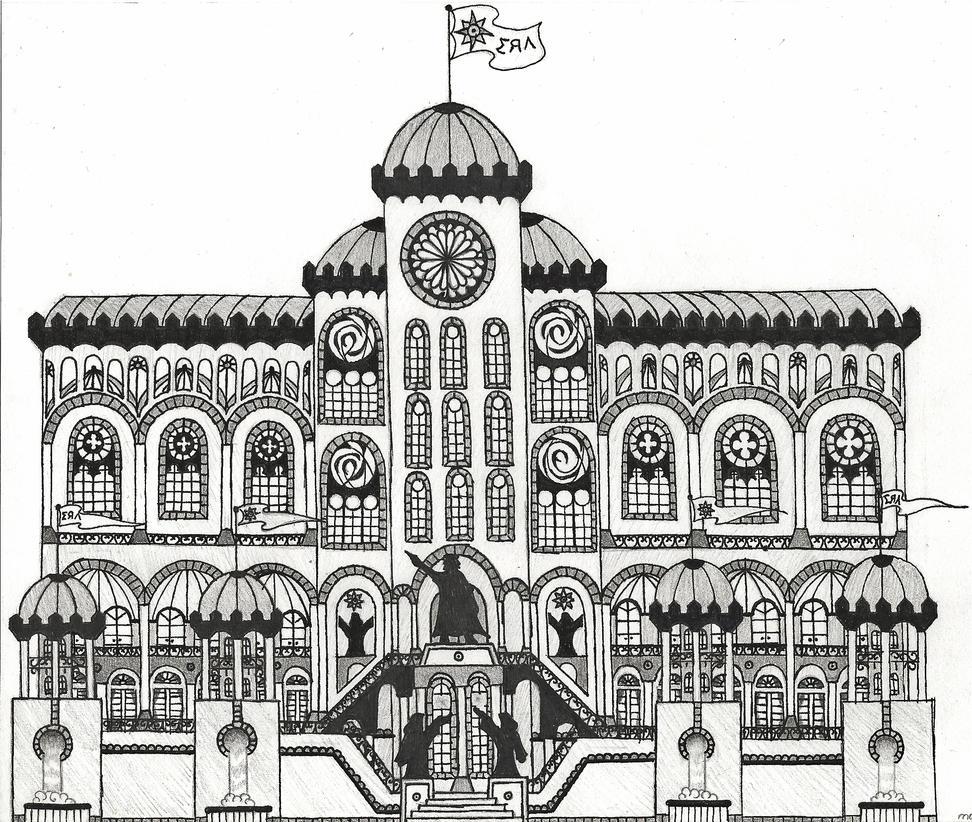 magatia royal palace by inrydanmaku on deviantart. Black Bedroom Furniture Sets. Home Design Ideas