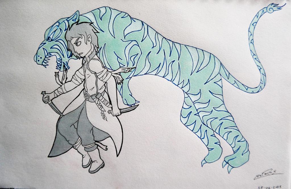 Spirit Weaver by InryDanmaku