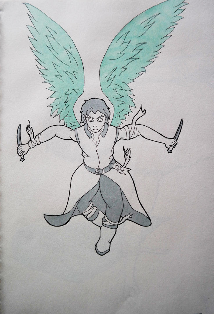 Spirit Weaver 2 by InryDanmaku