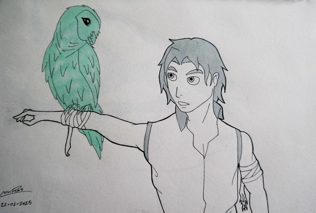 Spirit Weaver 3 by InryDanmaku